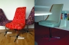 3 jaren 70 stoelen