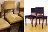 6 eetkamer stoelen